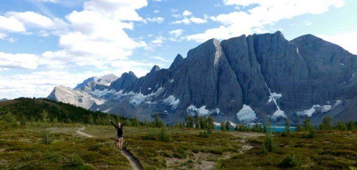 Rockwall Trail hike in Kootenay National Park