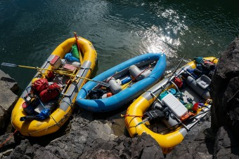 Kootenay River Multi Day Rafting