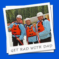 get rad with dad