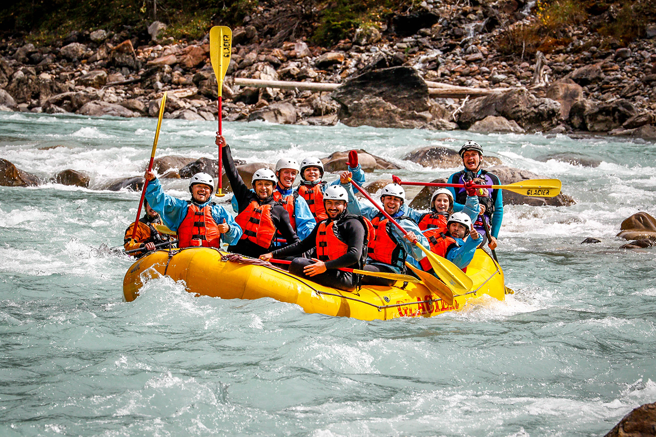 River Manager for Glacier Raft Company
