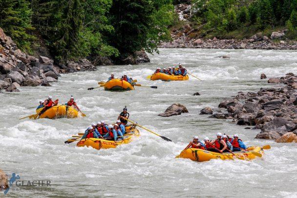 Glacier Raft Company in Golden, BC
