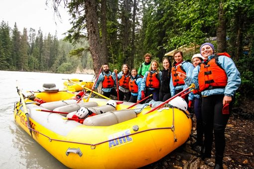 things to do golden bc - go white water rafting!