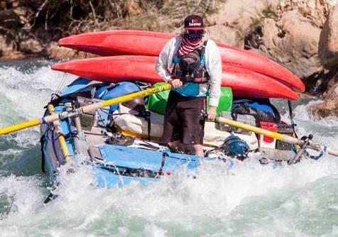 Glacier Raft Company in Golden BC guide