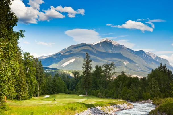 Golden Golf Club in Golden British Columbia