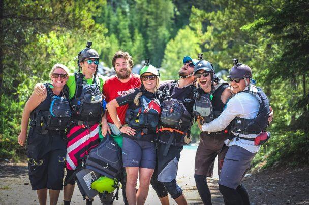 Glacier Raft Company Raft Guides Golden BC