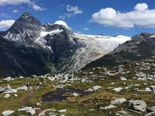 Hiking Abbott Ridge Trail Glacier National Park