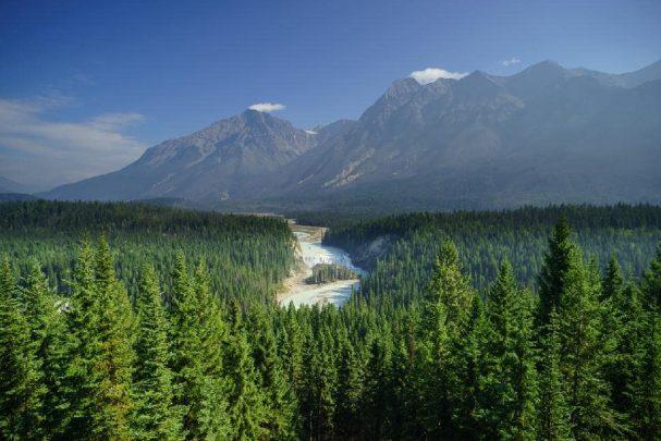 Wapta Falls Yoho National Park, BC
