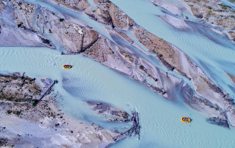 rafting kicking horse river in golden bc is open summer 2021