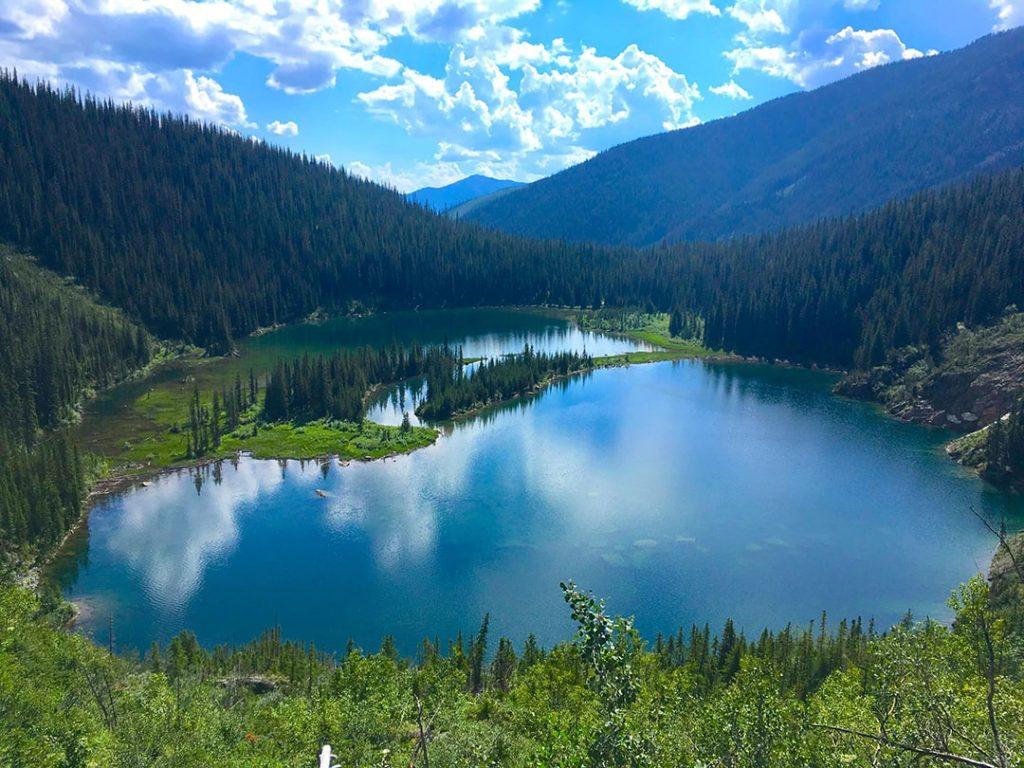 Dainard Lake, Golden BC