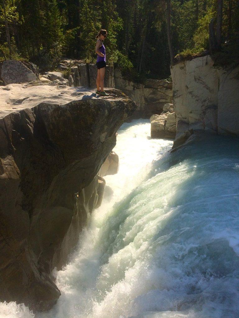 Thompson Falls Hike, Golden BC
